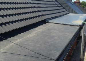Flat Roof After - Newcastle