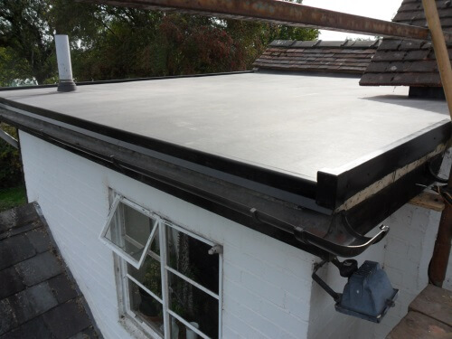 EPDM Rubber Roof   Permaroof Newcastle
